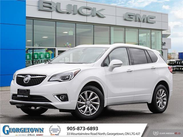 2020 Buick Envision Essence (Stk: 31705) in Georgetown - Image 1 of 27