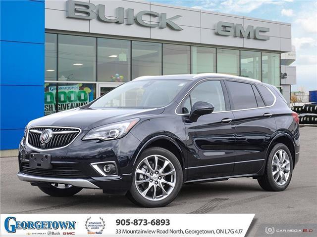 2020 Buick Envision Premium II (Stk: 31728) in Georgetown - Image 1 of 27
