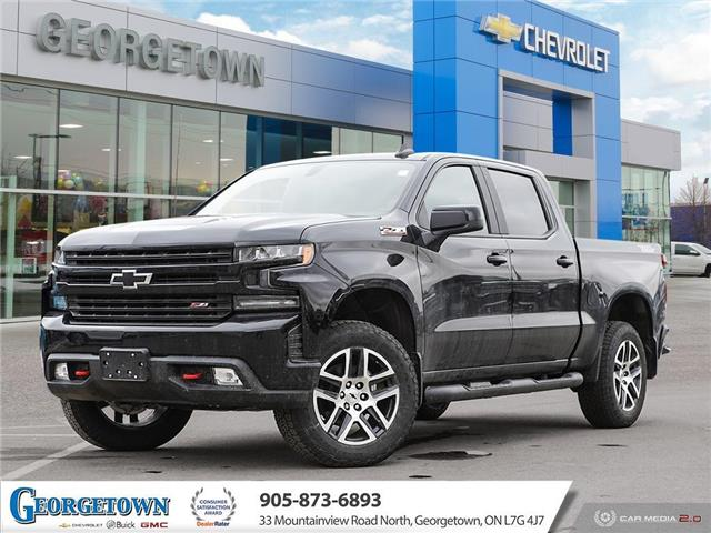 2020 Chevrolet Silverado 1500 LT Trail Boss (Stk: 31500) in Georgetown - Image 1 of 26