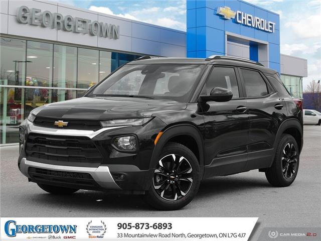 2021 Chevrolet TrailBlazer LT (Stk: 31727) in Georgetown - Image 1 of 27