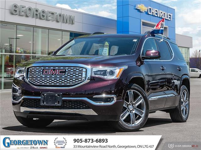 2017 GMC Acadia Denali (Stk: 31912) in Georgetown - Image 1 of 27