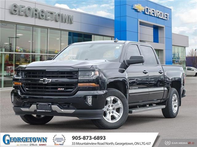 2017 Chevrolet Silverado 1500 2LT (Stk: 25705) in Georgetown - Image 1 of 29