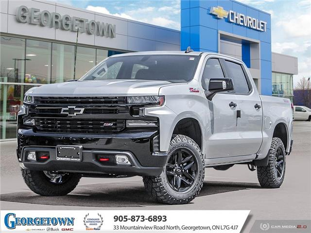 2020 Chevrolet Silverado 1500 LT Trail Boss (Stk: 32000) in Georgetown - Image 1 of 24