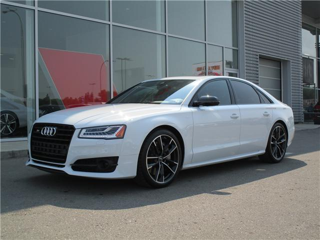 2018 Audi S8 4.0T Plus (Stk: 180070) in Regina - Image 1 of 26