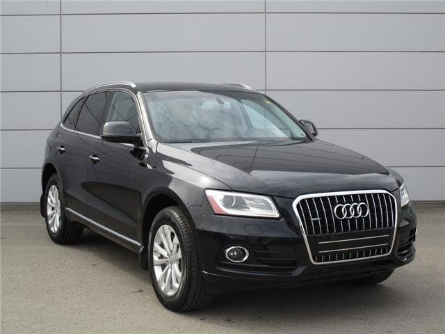 2016 Audi Q5 2.0T Progressiv (Stk: 1901541) in Regina - Image 1 of 32