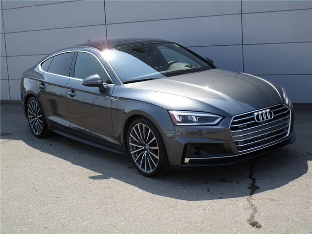 2018 Audi A5 2.0T Technik (Stk: 180547) in Regina - Image 1 of 39