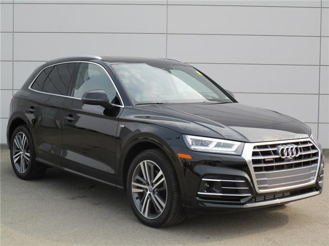 2018 Audi Q5 2.0T Technik (Stk: 180628) in Regina - Image 1 of 41
