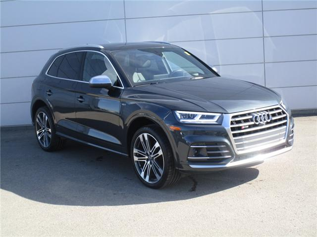 2018 Audi SQ5 3.0T Technik (Stk: 6523) in Regina - Image 1 of 31