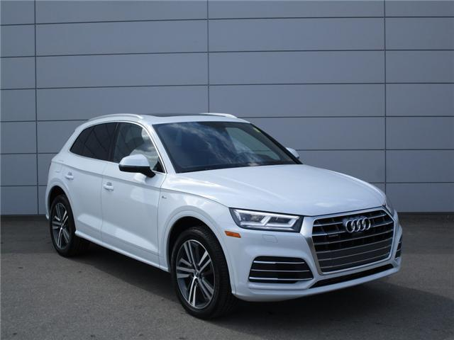 2018 Audi Q5 2.0T Progressiv (Stk: 180635) in Regina - Image 1 of 36
