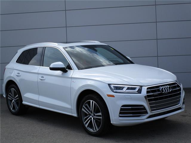 2018 Audi Q5 2.0T Progressiv (Stk: 180653) in Regina - Image 1 of 36