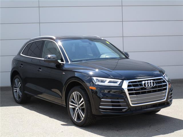 2018 Audi Q5 2.0T Progressiv (Stk: 180684) in Regina - Image 1 of 33