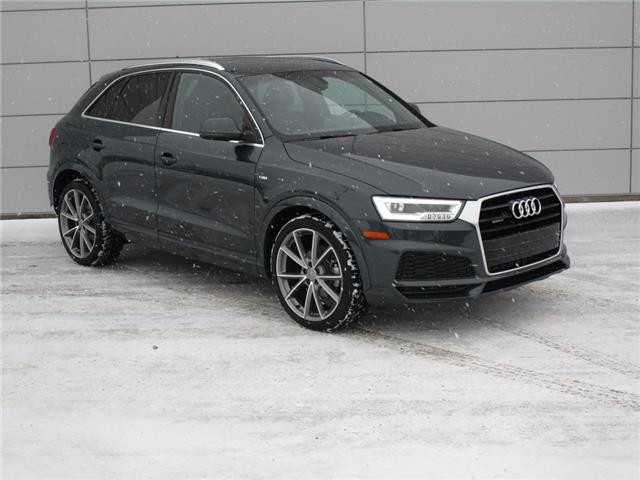 2018 Audi Q3 2.0T Technik (Stk: 1904241) in Regina - Image 1 of 28