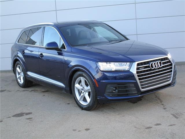2018 Audi Q7 3.0T Technik (Stk: 180574) in Regina - Image 1 of 35