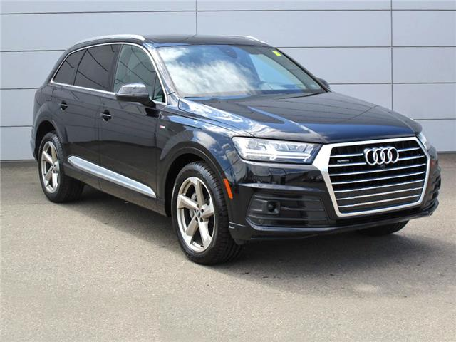 2018 Audi Q7 3.0T Technik (Stk: 180275) in Regina - Image 1 of 34