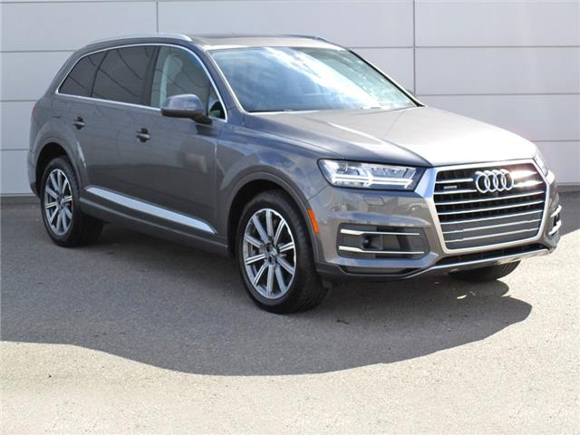 2018 Audi Q7 3.0T Technik (Stk: 1902551) in Regina - Image 1 of 36