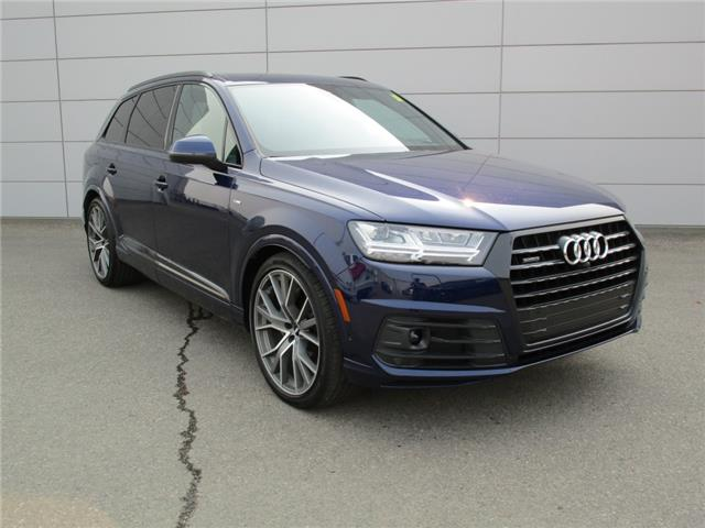 2019 Audi Q7 55 Technik (Stk: 2001621) in Regina - Image 1 of 31