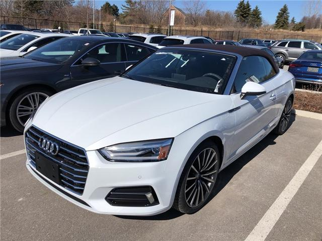 2019 Audi A5 45 Progressiv (Stk: 50484) in Oakville - Image 1 of 5