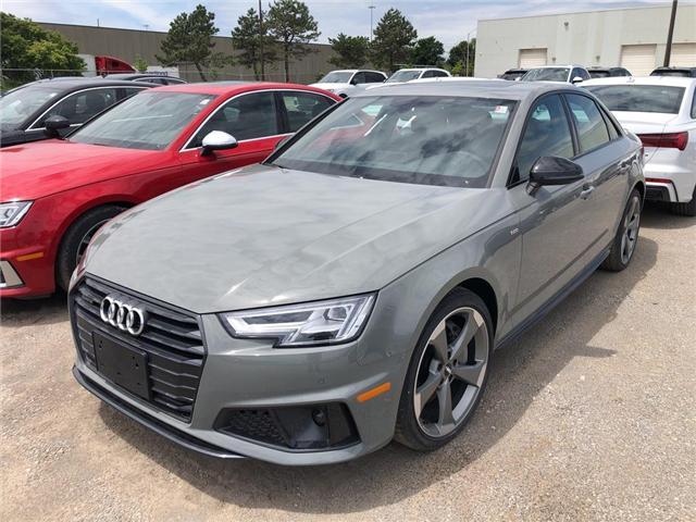 2019 Audi A4 45 Progressiv (Stk: 50165) in Oakville - Image 1 of 5