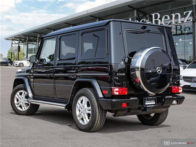 2014 Mercedes-Benz G-Class Base G|550|4MATIC at $89516 for