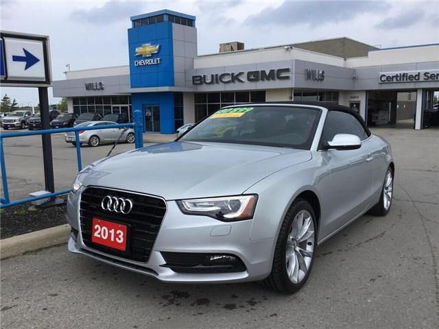 2013 Audi A5  (Stk: K373B) in Grimsby - Image 1 of 16