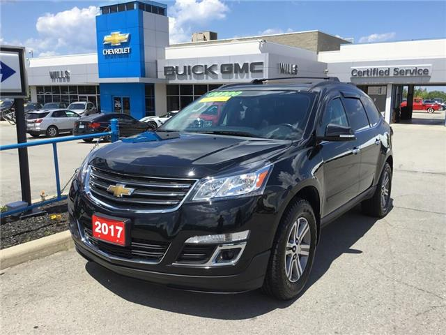2017 Chevrolet Traverse 2LT (Stk: K161A) in Grimsby - Image 1 of 16
