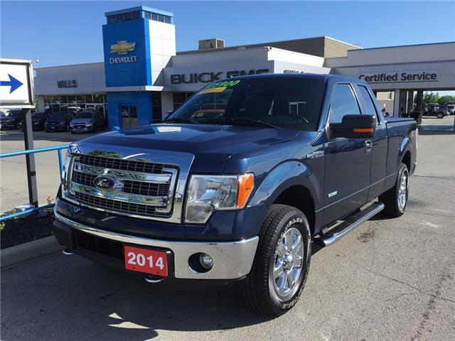 2014 Ford F-150  (Stk: K114A) in Grimsby - Image 1 of 14