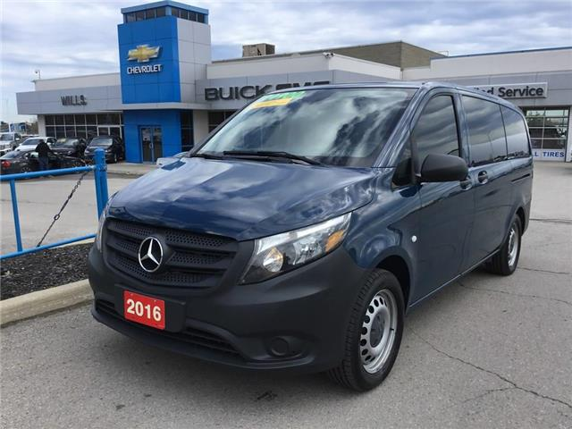 2016 Mercedes-Benz Metris-Class Base (Stk: K136A) in Grimsby - Image 1 of 15