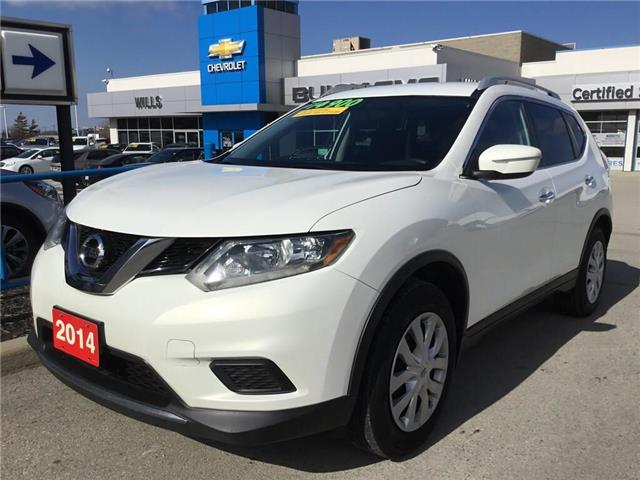 2014 Nissan Rogue  (Stk: K162A) in Grimsby - Image 1 of 14