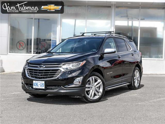 2019 Chevrolet Equinox Premier (Stk: 190163) in Ottawa - Image 1 of 22