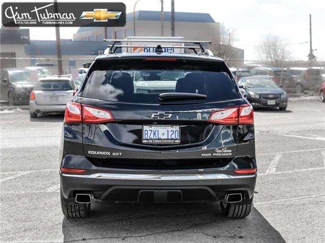2019 Chevrolet Equinox Premier (Stk: 190163) in Ottawa - Image 4 of 22
