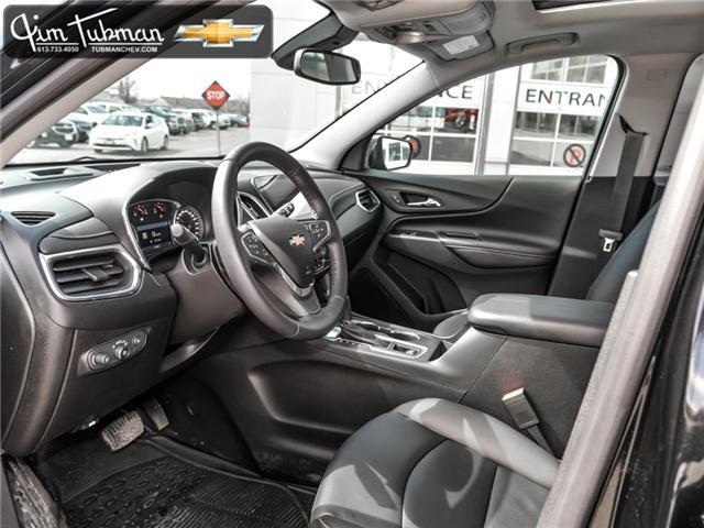2019 Chevrolet Equinox Premier (Stk: 190163) in Ottawa - Image 12 of 22