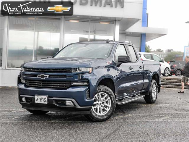 2019 Chevrolet Silverado 1500 RST (Stk: 190628) in Ottawa - Image 1 of 21