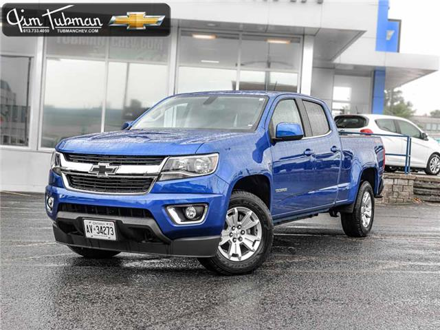 2019 Chevrolet Colorado LT (Stk: 190166) in Ottawa - Image 1 of 19