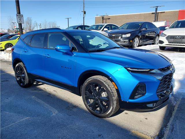 2020 Chevrolet Blazer RS (Stk: 200262) in Ottawa - Image 1 of 10