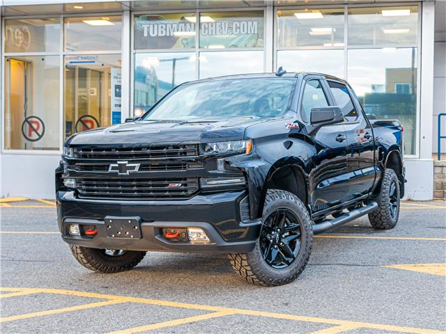 2021 Chevrolet Silverado 1500 LT Trail Boss (Stk: 210033) in Ottawa - Image 1 of 14