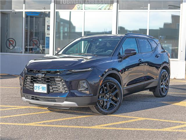 2021 Chevrolet Blazer  (Stk: 210078) in Ottawa - Image 1 of 14