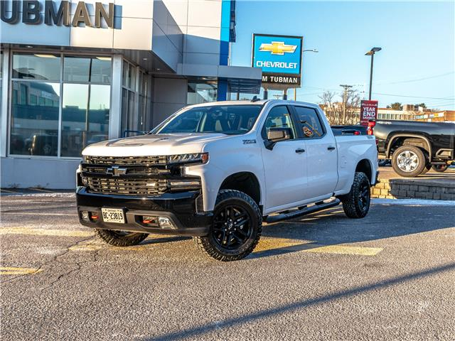 2021 Chevrolet Silverado 1500 LT Trail Boss (Stk: 210050) in Ottawa - Image 1 of 26