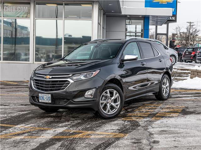 2021 Chevrolet Equinox Premier (Stk: 210138) in Ottawa - Image 1 of 15