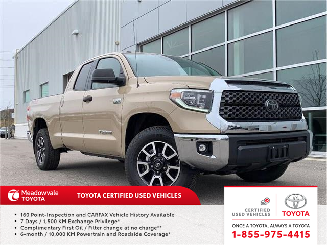2018 Toyota Tundra 2018 CLEAROUT!! TRD OFFROAD!! (Stk: 31430) in Mississauga - Image 1 of 18