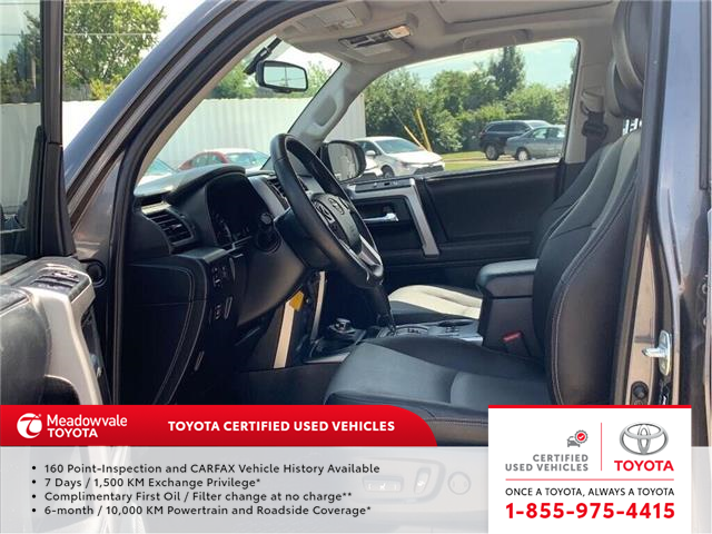 2015 Toyota 4Runner SR5!! JUST TRADED IN !! (Stk: M190215A) in Mississauga - Image 3 of 20