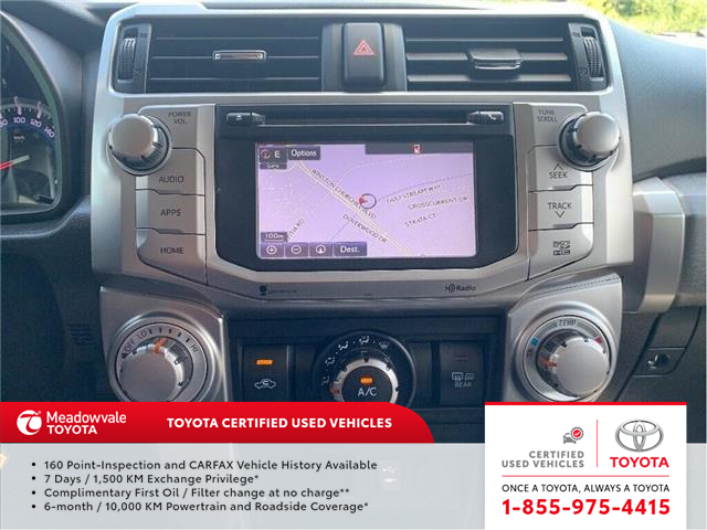 2015 Toyota 4Runner SR5!! JUST TRADED IN !! (Stk: M190215A) in Mississauga - Image 4 of 20