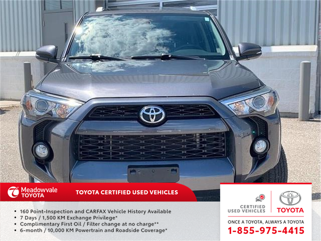 2015 Toyota 4Runner SR5!! JUST TRADED IN !! (Stk: M190215A) in Mississauga - Image 5 of 20