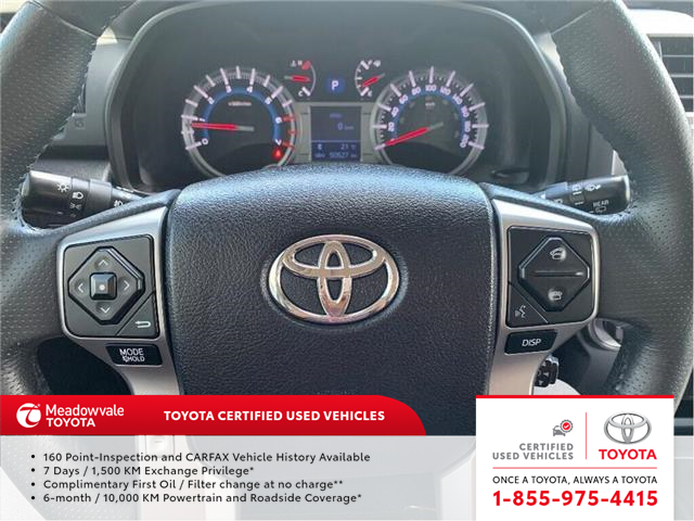 2015 Toyota 4Runner SR5!! JUST TRADED IN !! (Stk: M190215A) in Mississauga - Image 8 of 20