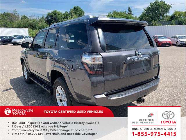 2015 Toyota 4Runner SR5!! JUST TRADED IN !! (Stk: M190215A) in Mississauga - Image 9 of 20