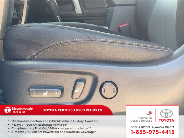 2015 Toyota 4Runner SR5!! JUST TRADED IN !! (Stk: M190215A) in Mississauga - Image 10 of 20