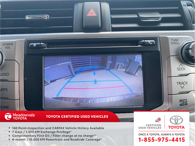 2015 Toyota 4Runner SR5!! JUST TRADED IN !! (Stk: M190215A) in Mississauga - Image 12 of 20