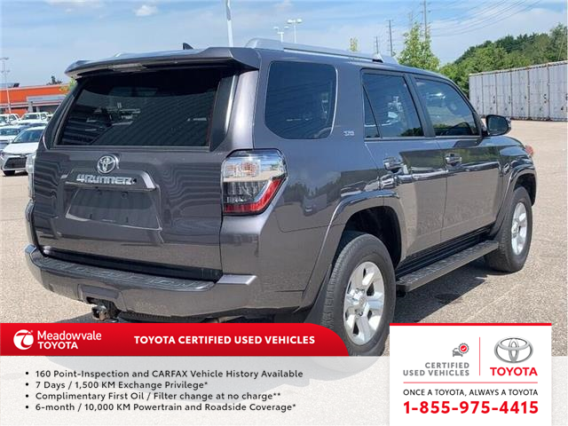 2015 Toyota 4Runner SR5!! JUST TRADED IN !! (Stk: M190215A) in Mississauga - Image 13 of 20