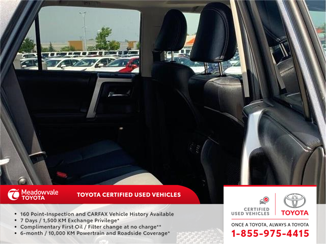 2015 Toyota 4Runner SR5!! JUST TRADED IN !! (Stk: M190215A) in Mississauga - Image 15 of 20