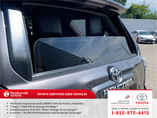 2015 Toyota 4Runner SR5!! JUST TRADED IN !! (Stk: M190215A) in Mississauga - Image 18 of 20