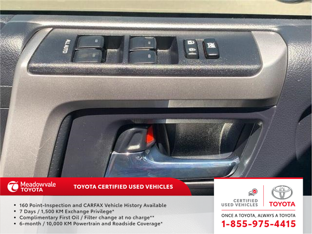 2015 Toyota 4Runner SR5!! JUST TRADED IN !! (Stk: M190215A) in Mississauga - Image 20 of 20